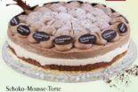 Schoko-Mousse-Torte von Dornseifer's Bäckerei