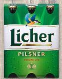 Pilsner von Licher