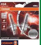 H4 Auto Scheinwerferlampe von Osram