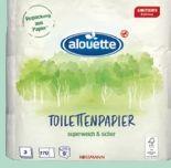 Toilettenpapier von Alouette
