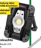 Akku LED Arbeitsleuchte von Brennenstuhl