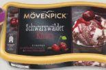 Eiscreationen von Mövenpick