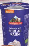 Feinster Bio Schlagrahm von Berchtesgadener Land