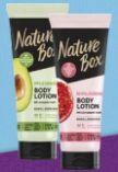 Bodylotion von Nature Box
