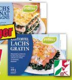 Lachs Spinat Lasagne von Prima