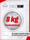 Wärmepumpentrockner WTW 875 ECO von Bosch
