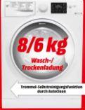 Waschtrockner WT86G4DE von Bauknecht