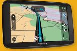 Navigationssystem Start 62 von TomTom