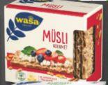 Müsli Gourmet von Wasa