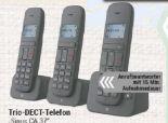 Trio-Dect-Telefon Sinus CA 37 von Telekom