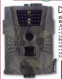 Digitale Wildkamera WCT-5001 von Denver