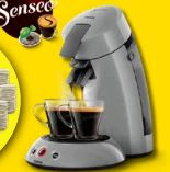 Senseo Kaffeepadmaschine Original Eco HD7806/37 von Philips