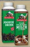 Schokoladen-Milch von Berchtesgadener Land