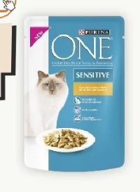 One Katzen-Nassnahrung von Purina