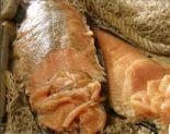 Norweger Lachs Graved Art von Meergold