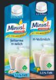 Fettarme H-milch von Minus L