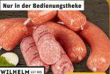 Zwiebelmettwurst von Metzgerei Wilhelm Brandenburg