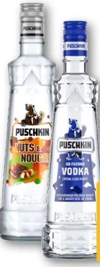 Vodka von Puschkin