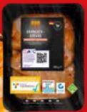 Hähnchensteaks von BBQ