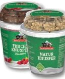 Knusperjoghurt von Berchtesgadener Land