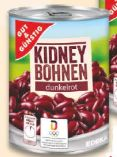 Kidneybohnen von Gut & Günstig