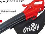 Elektro Laubsauger  ELS 2614 2 E von Grizzly