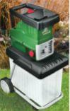 Elektro-Leisehäcksler ELH 2842 B von Mr. Gardener