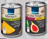 Obstkonserven von Edeka