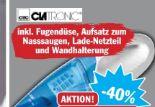 Akkusauger AKS 828 von Clatronic