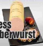 Kalbsleberwurst von Gutfleisch