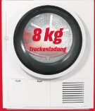Wärmepumpentrockner KTD 83012 A2 von Koenic