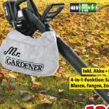 Akku-Laubsauger ALS 40 Li von Mr. Gardener
