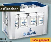Mineralwasser von Fürst Bismarck