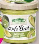 Bio Brotaufstrich aufs Brot von Allos