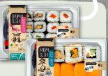 Sushi Erumu von Rewe to go