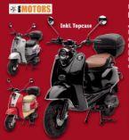 Elektro-Motorroller eRetro Star von Nova Motors