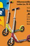 Scooter Big Wheel Bold 205 von Hudora