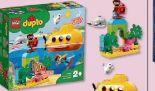 Duplo U-Boot Abenteuer 10910 von Lego