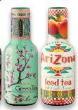 Eistee von Arizona