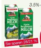 Bergbauern Milch von Berchtesgadener Land