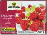 Bio Erdbeeren von Alnatura