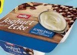 Joghurt mit der Ecke von Müller
