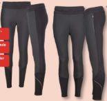 Damen Winter-Laufleggings von Active Touch