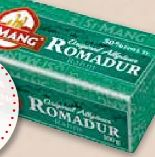 Rahm-Romadur von St. Mang