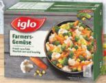 Farmers Gemüse - Frisch vom Feld von Iglo