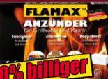 Grillkohleund Kamin-Anzünder von Flamax