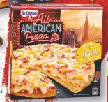 All American Pizza von Dr. Oetker