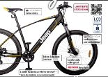 E-Mountainbike MHR 5000 von Jeep E-Bike