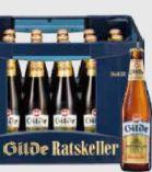 Bier von Gilde Ratskeller
