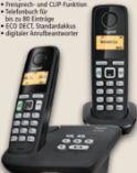 Schnurlos-DECT-Telefon AL225A von Gigaset